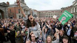 Iers parlement keurt recht op abortus goed