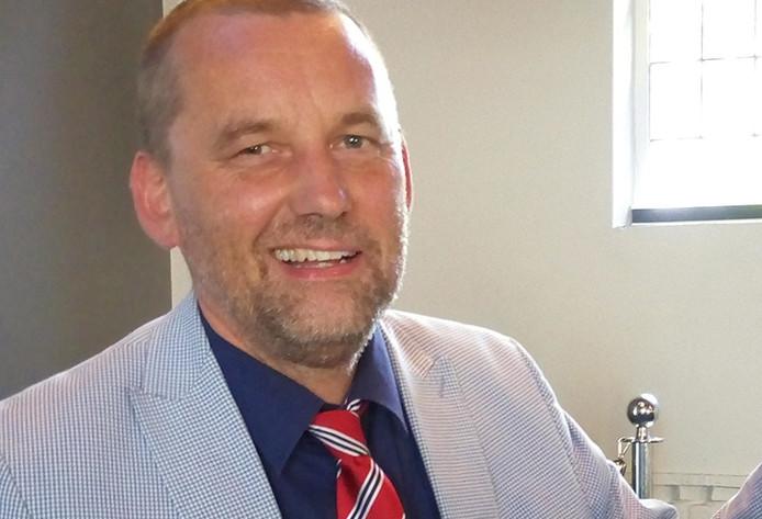 Burgemeester Anton Stapelkamp