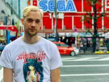 Muzikant Stippenlift laat zijn publiek nadenken én glimlachen tijdens DDW Music Festival