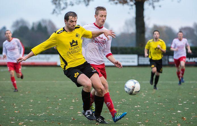Keert de derbytussen SSS'18 en Volharding terug? Als het aan de clubs ligt, spelen ze in de Regiocup tegen elkaar.