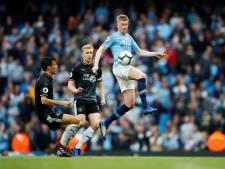 Manchester City croque Burnley pour le retour de Kevin De Bruyne