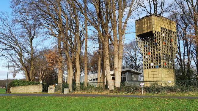 Beklim in Maashees één van de nog maar 19 luchtwachttorens in Nederland