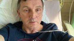 """Brussels politicus Karl Vanlouwe (N-VA) herstelt thuis na ziekenhuisopname door corona: """"Het was een hel, dit wens je niemand toe"""""""