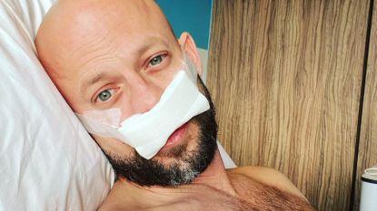 """Staf Coppens herstelt van neusoperatie: """"Na jarenlange neusspray-verslaving"""""""