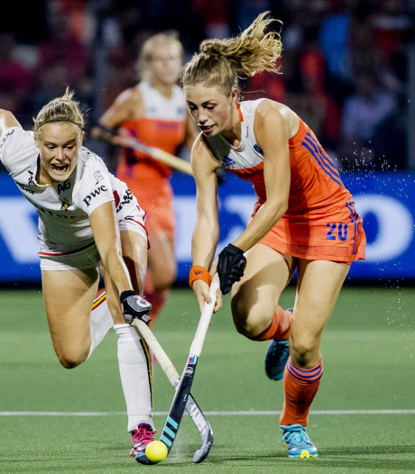 Oranje op 4-Nations Cup in Breda zonder Nunnink en Krekelaar
