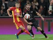 Abdat ontbreekt bij GA Eagles in duel met Jong Ajax
