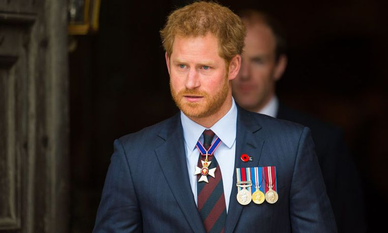 Prins Harry: 'Ik wil alleen maar m'n moeder trots maken'
