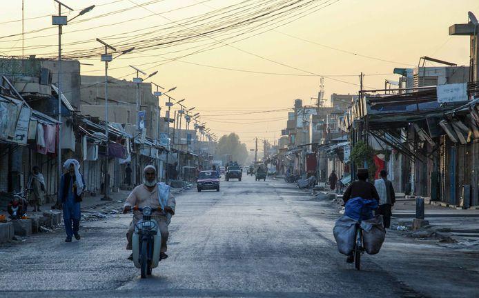 Kandahar, Afghanistan.
