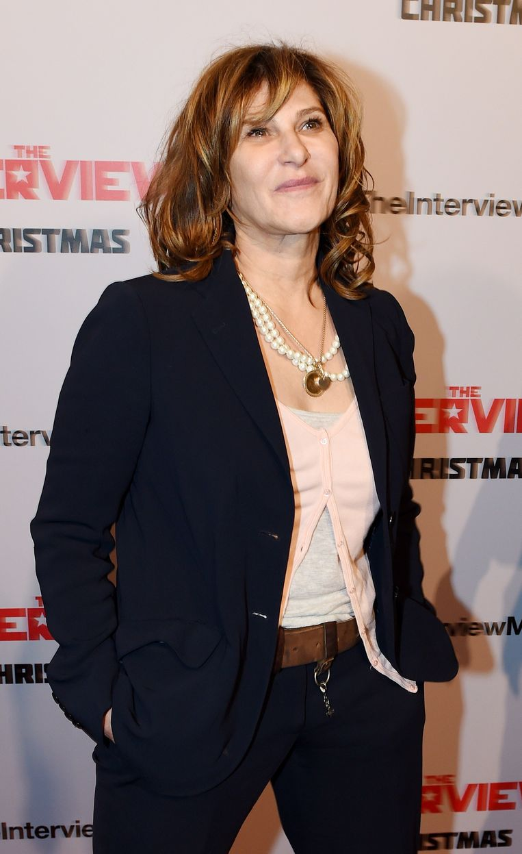 Amy Pascal Beeld null