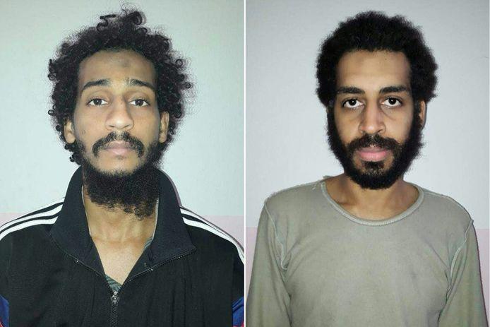 Twee beruchte Britse IS-strijders (bijnaam: The Beatles) zouden door het Amerikaanse leger uit een Koerdische gevangenis in Syrië zijn weggehaald.