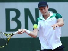 Van de Zandschulp knokt zich knap terug, maar strandt in tweede ronde Roland Garros