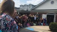 Lerares inspireert met haar allerlaatste wens voordat ze sterft aan kanker