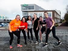 Nannique Spiek uit Duiven loopt kwartmarathon voor KWF na overlijden docent