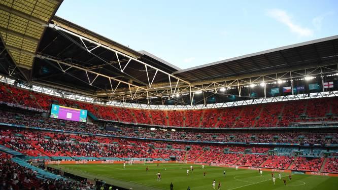 EK-finale met 60.000 toeschouwers gaat toch door in Londen, ondanks oprukkende Deltavariant, stijgende coronacijfers en protest