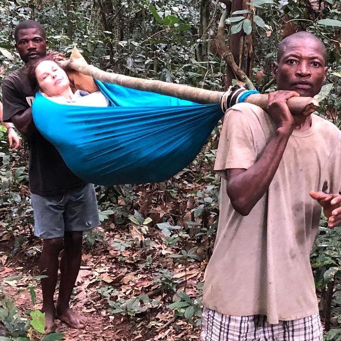 Een blik op de lijdensweg die Ashley Judd moest afleggen.