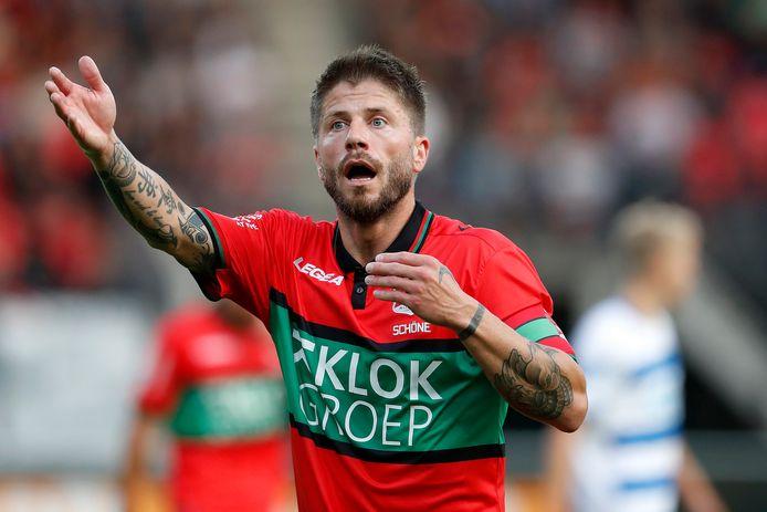 Lasse Schöne is de grootste naam die in deze transferwindow werd binnengehaald door NEC.