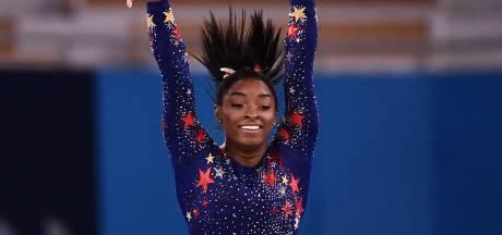 Simone Biles komt tóch nog in actie op Olympische Spelen