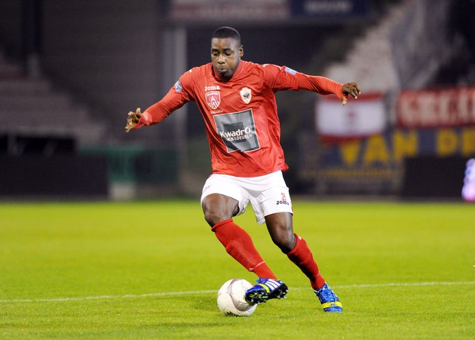 Kelvin Maynard speelde in het seizoen 2013-2014 voor Antwerp.