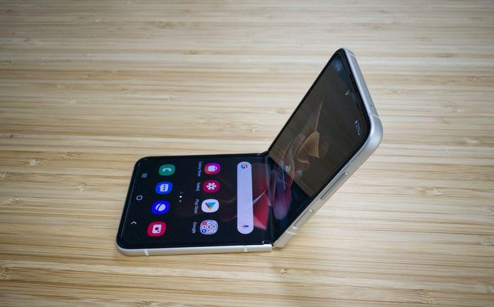 De Samsung Galaxy Z Flip 3