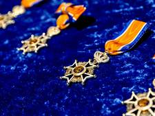 Tien onderscheidingen in Culemborg