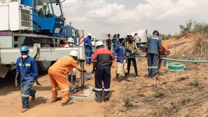 Tientallen mijnwerkers vast in ingestorte mijn in Zimbabwe