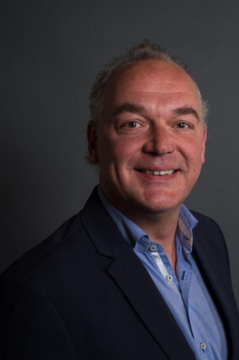Jeroen van Berkel, bestuurder West, PvdA Beeld Mats van Soolingen