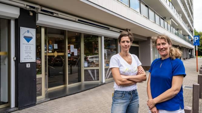 """REEKS. 50 jaar blokken van Amelinckx. """"De blokken? Dat is ons leven"""": Tine (42) en Heidi (43) Heirwegh zorgen voor bewoners Fabiolapark"""