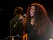 North Sea Jazz: mensenmassa voor Chaka Khan en Earth, Wind & Fire