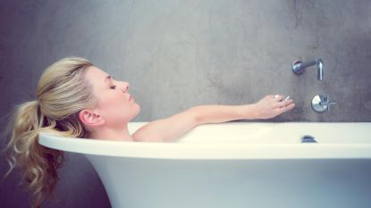 Goed nieuws: een warm bad is (bijna) hetzelfde als gaan sporten