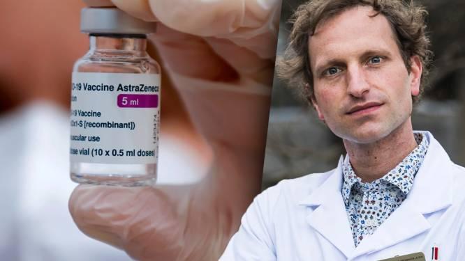 """Trombosespecialist: """"Wie trombose wil voorkomen, moet zich net wél laten vaccineren"""""""