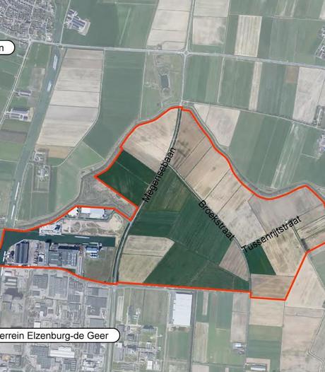 Windmolens gaan er komen bij Elzenburg-de Geer in Oss