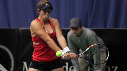 """An-Sophie Mestach (24), ooit nummer 1 bij junioren, straks politievrouw: """"Zag veel ongelukkige mensen in tenniswereld"""""""