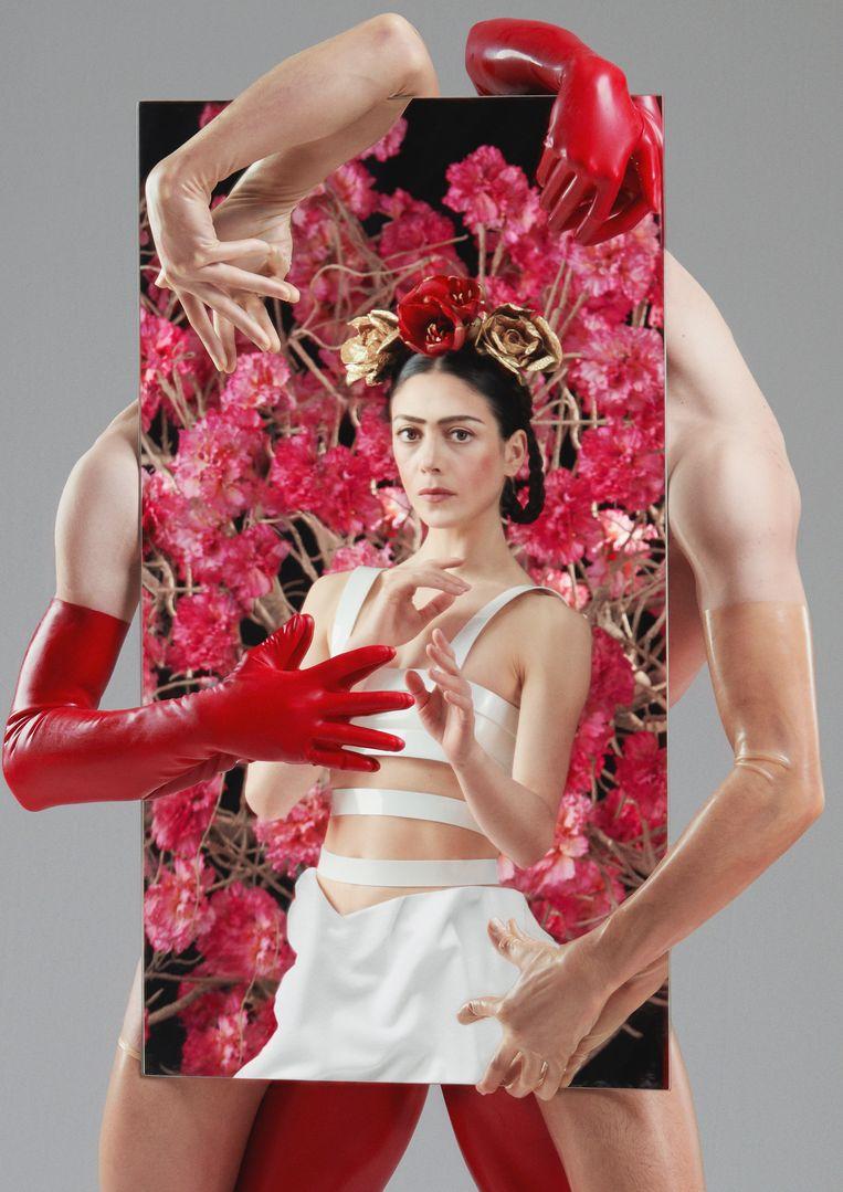 Frida, door Het Nationale Ballet. Beeld Florian Joahn
