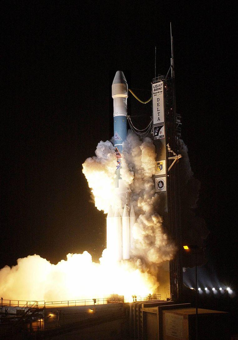 Messenger, de ruimtesonde van NASA Beeld ANP
