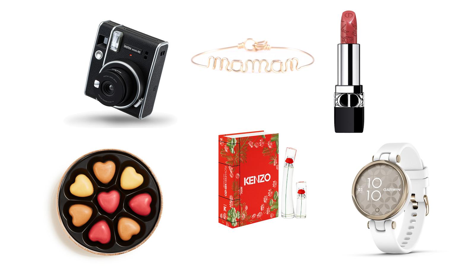 Gourmands, pratiques, symboliques... Voici notre sélection de cadeaux pour la fête des mères.