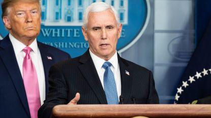 Vice-president Mike Pence, 'verantwoordelijke voor HIV-uitbraak', aangesteld als hoofd coronabestrijding in VS