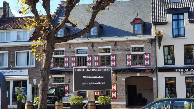 Terrassen weer open op 8 mei: wat doet Hoogstraten als steun voor de horeca?
