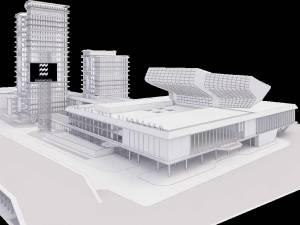 Een groot congrescentrum past beter nabij het centrum in Eindhoven om zo het stadshart te verlevendigen