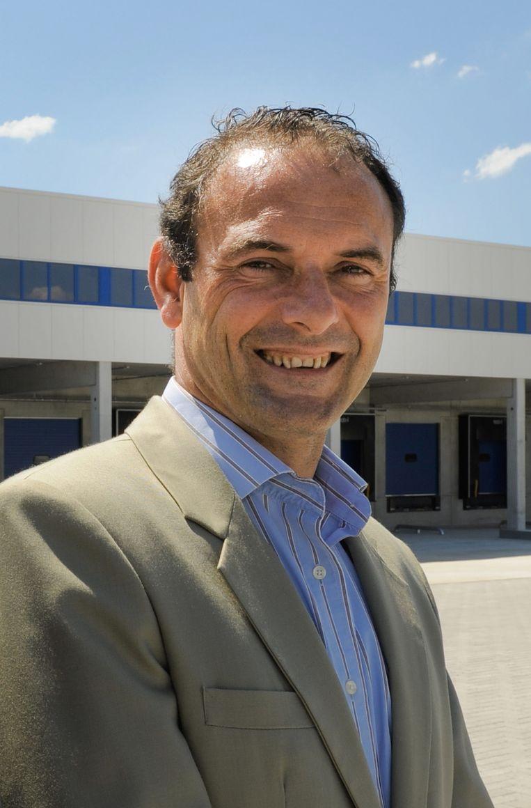 Frans Van Tilborg, CEO van Miko