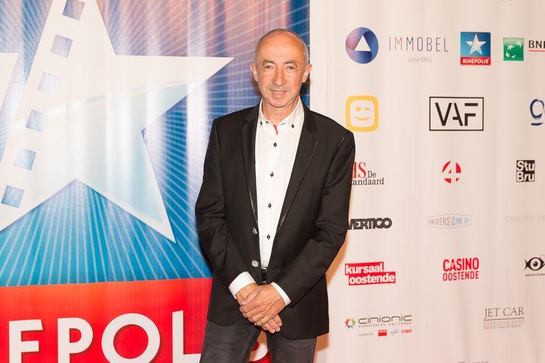 Regisseur Stijn Coninx was in september nog bij de opening van het filmfestival in Oostende. Beeld BELGA