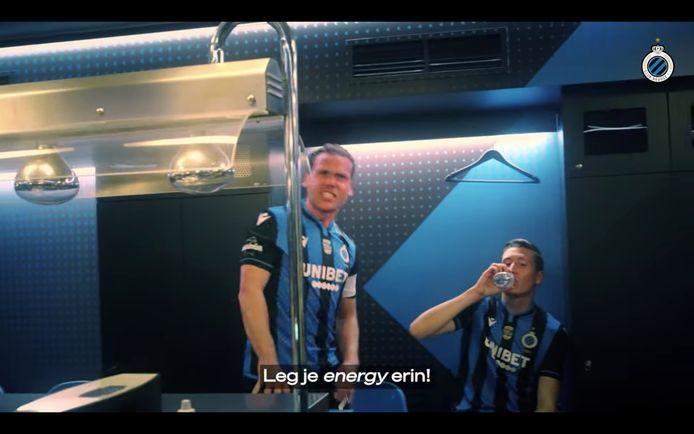 Ruud Vormer werd woedend tijdens Club Brugge-Anderlecht.