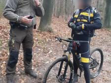 Mountainbikers in Amerongen massaal in de fout: 100 personen van parcours gestuurd
