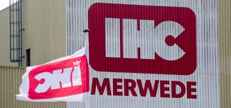Kabinet redt scheepsbouwer IHC van faillissement