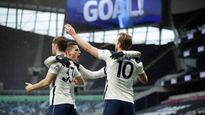 Tottenham kan nog eens winnen: Kane en Son maken einde aan beroerde reeks