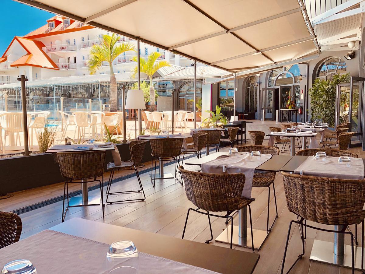Les faits ont eu lieu dimanche dans un hôtel quatre étoiles de Saint-Denis de La Réunion
