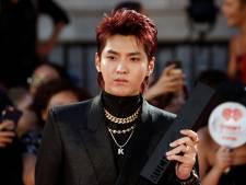 K-pop-ster Kris Wu gearresteerd op verdenking van verkrachting