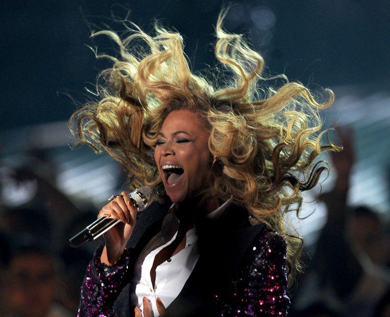 Beyoncé Beeld getty