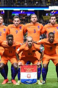 Oranje tegen Italië in teken van Giro 555
