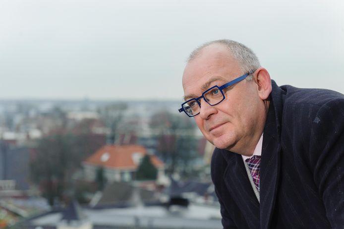 Burgemeester Arco Hofland van Rijssen-Holten deed al aangifte bij de politie.