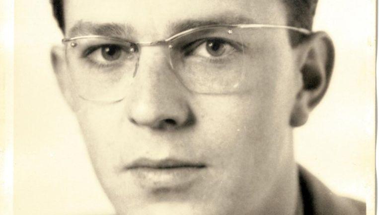 Theo Janse. Beeld .